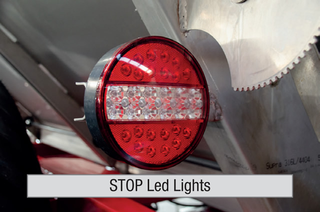 STOP Led Lights